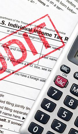 """""""1040 Form, IRS Tax Audit"""""""