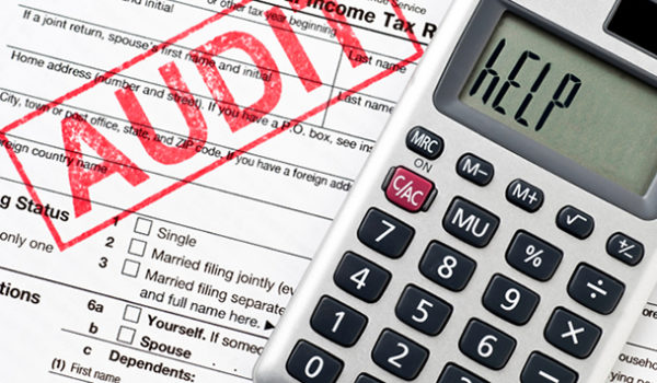 """1040 Form, IRS Tax Audit"""
