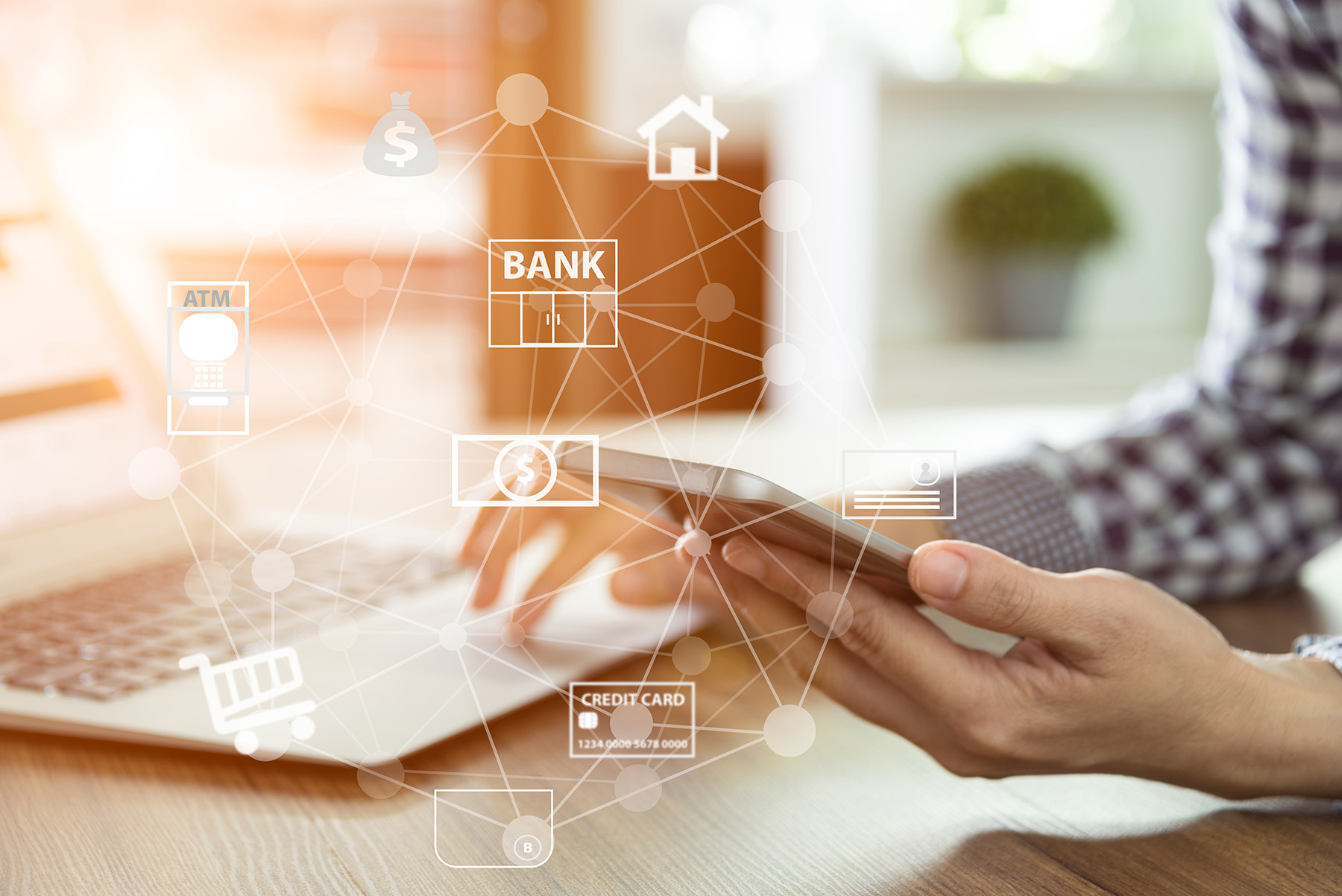 Big picture of finance, connecting the dots