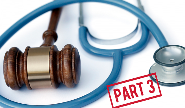 "Health Law: ""Part 3"""