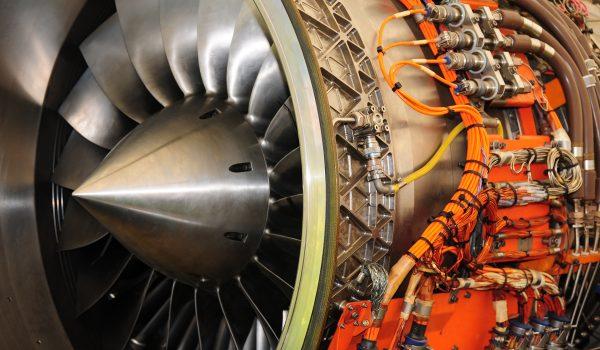 Aircraft Engine photo