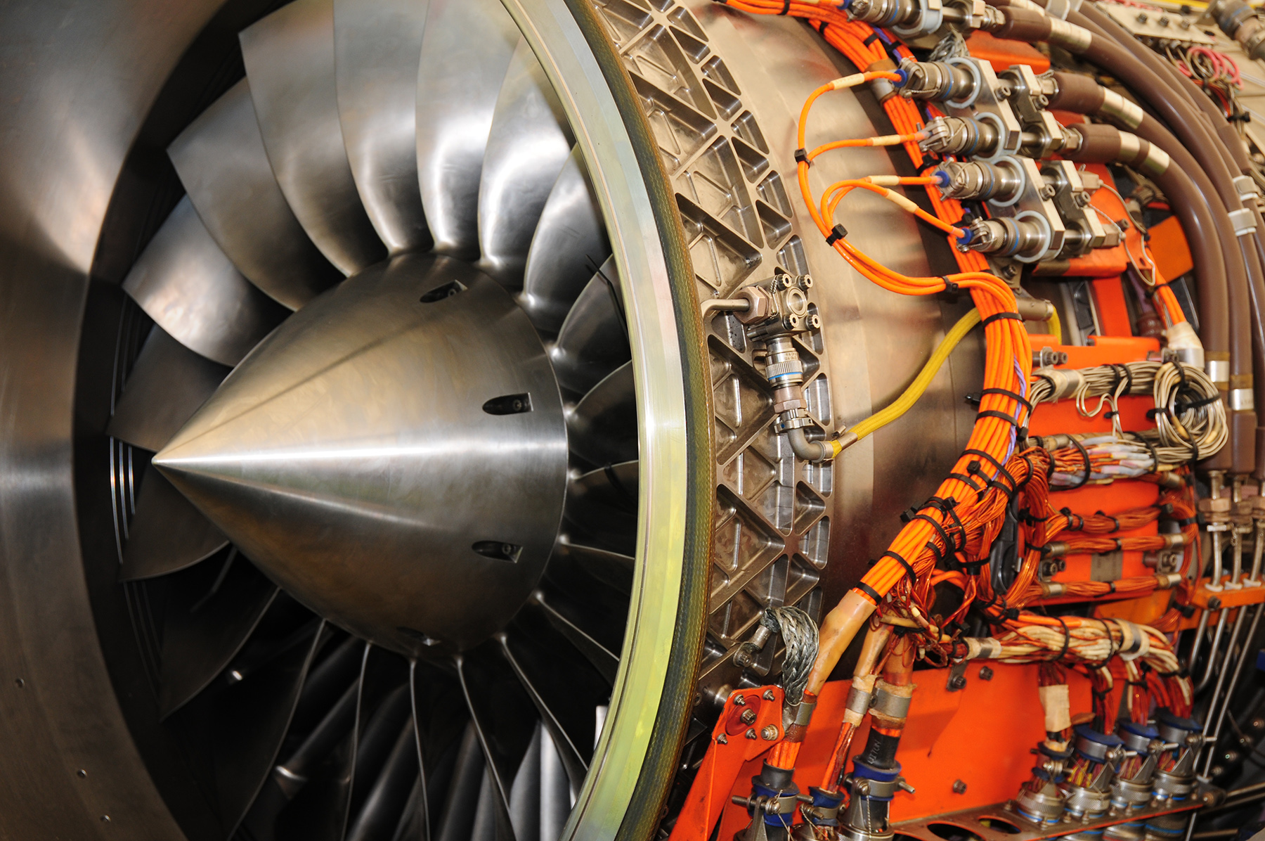 Aircraft Engine photo