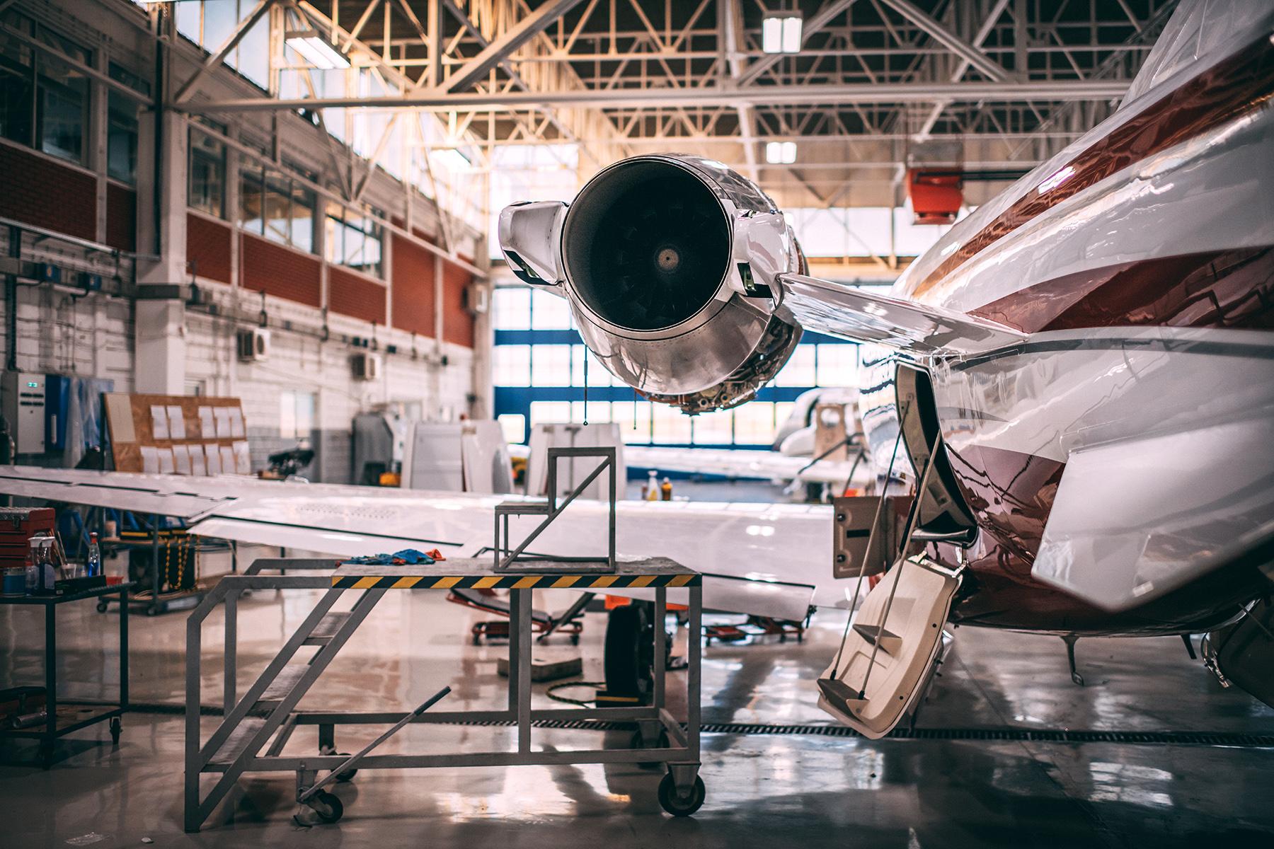Air Craft Wing